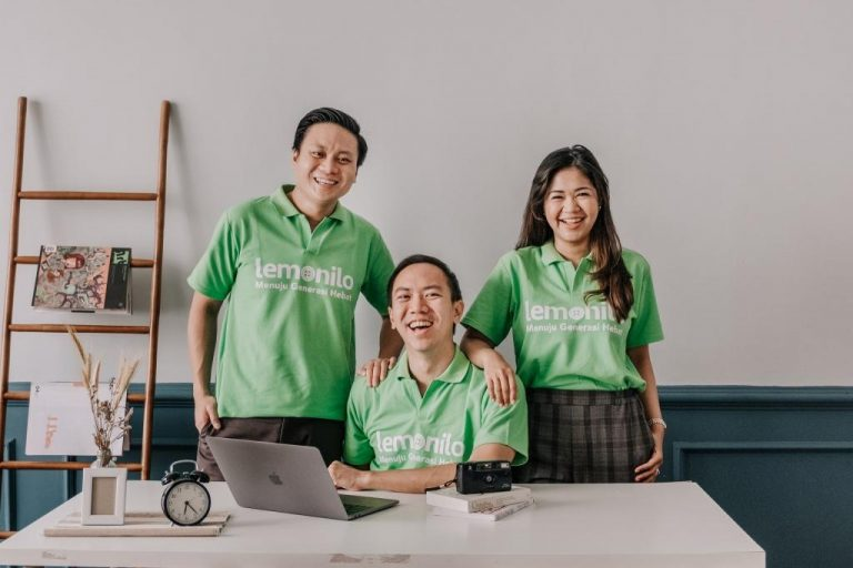 Co-founders Lemonilo